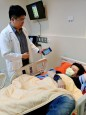 《TAIPEI TIMES 焦點》 'Smart' device used in ER rooms to prevent violence