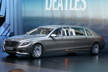 Mercedes maybach s class for Mercedes benz s680