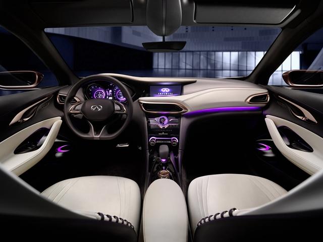 疑似全新 Infiniti Q30 廠照流出? 瞄準歐系掀背對手 自由電子報汽車頻道