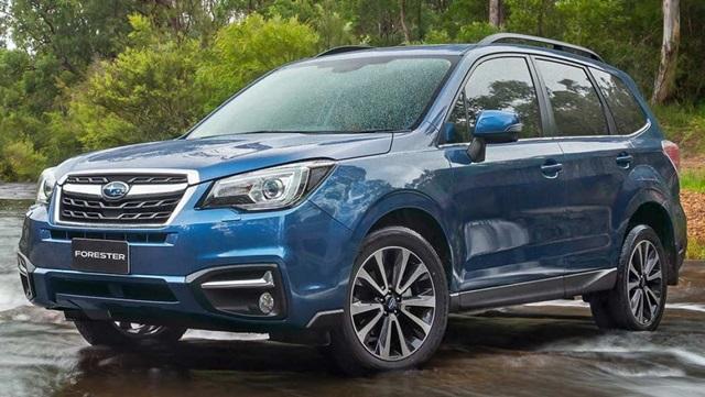 Subaru Forester 也要大改款!設計範本出自於「它」 - 自由電子報汽車頻道