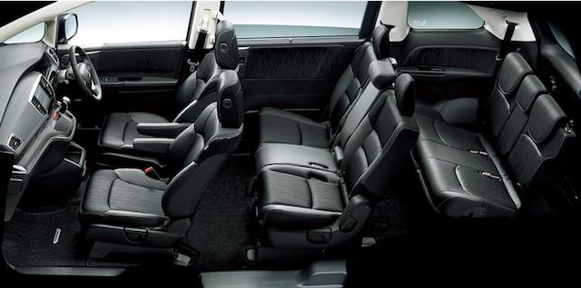 台灣 Honda Odyssey 新年式車型編成曝光!8 人座版本來 ...