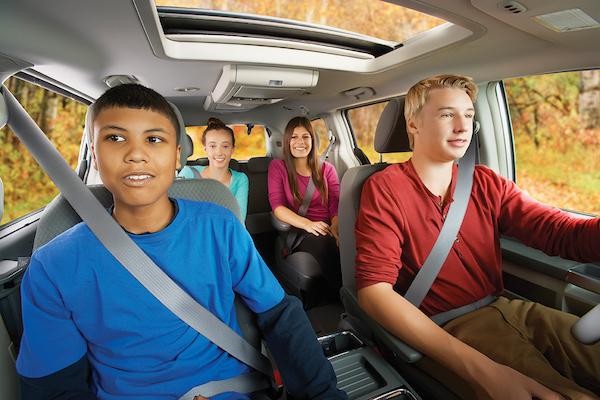 Manitoba Car Seat Laws