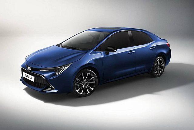 日規大改款 Toyota Altis 於 7 月發表,油耗有望達到 40km L! 自由電子報汽車頻道