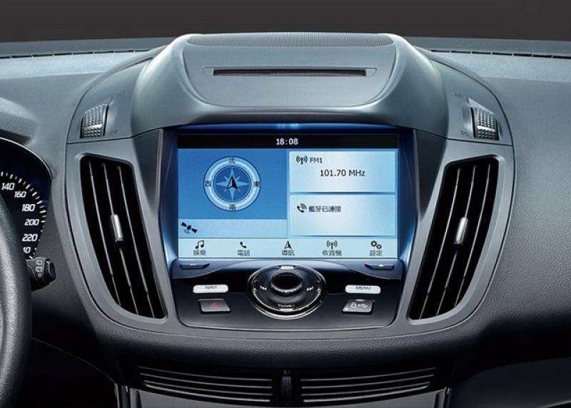 new ford kuga 安全 領航 版