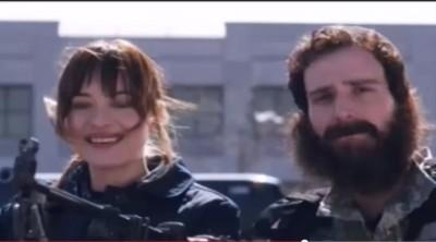 《格雷》女主角 加入ISIS挨轟