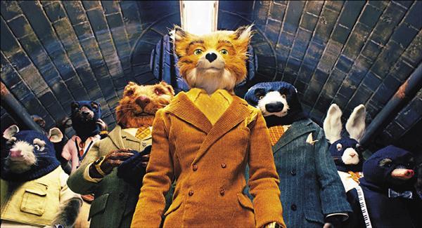 金馬奇幻影展 超級狐狸首發出擊