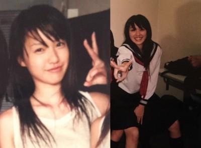 戶田惠梨香  14歲嫩照電暈粉絲