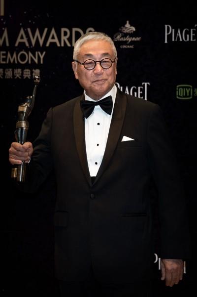 (不斷更新)第34屆香港金像獎    79歲曾江勇奪男配