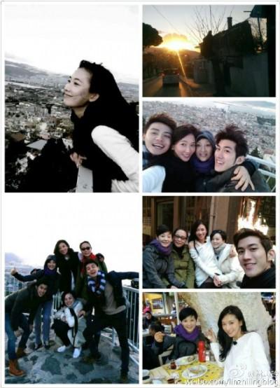 《花漾姐姐》4周收視奪冠  林志玲:「分秒都是回憶」