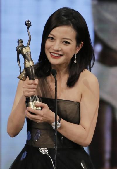 (不斷更新)第34屆香港金像獎    劉青雲稱帝趙薇封后