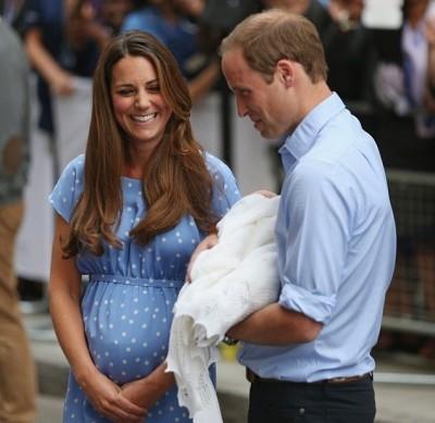 凱特王妃第二胎帶財32億   什麼都能賭