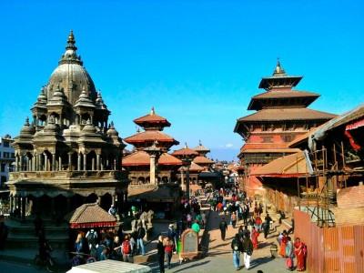 強震過後!   外景主持人難過認不出尼泊爾