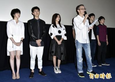 《5月一号》導演哽咽悼楊又穎 楊兄嫂低調看片