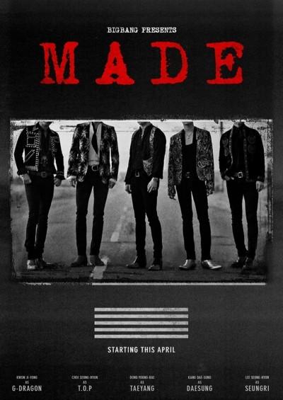 BIGBANG每月發新曲招怒   GD二句話帥慘了