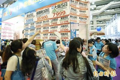 台北國際觀光博覽會今日登場     旅展優惠好康多