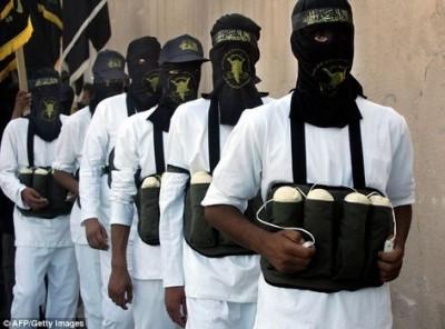 IS「權貴」才可當炸彈客       聖戰士怒:腐敗體系