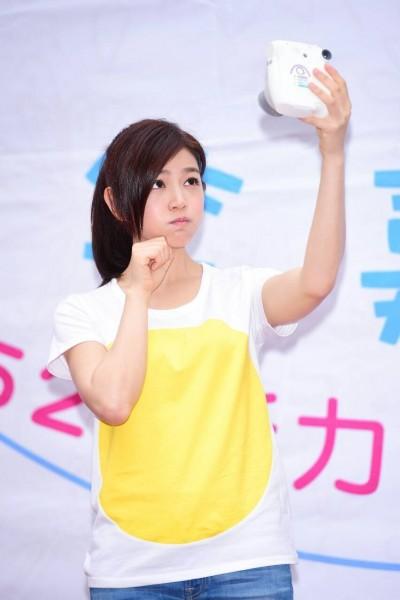 陳妍希因「小籠包」受挫 樂觀抗霸凌