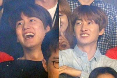 糗!圭賢看偶像演唱會 坐爆座墊超尷尬