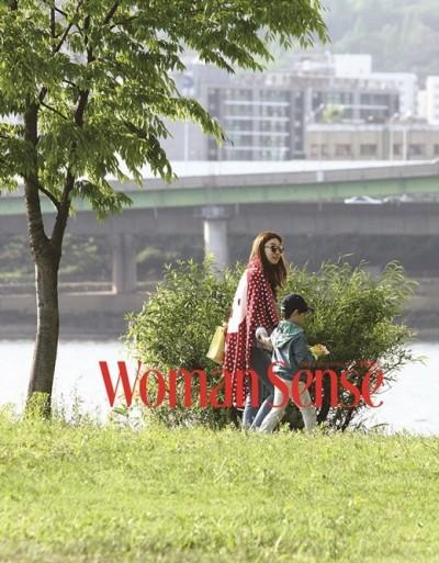 劉大神主播妻 當媽身材賽 model