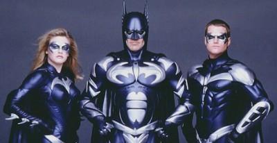 影史第一爛片 克隆尼:我毀了蝙蝠俠