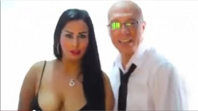 (有影片)遭控「煽動淫蕩」 女星拍MV被逮