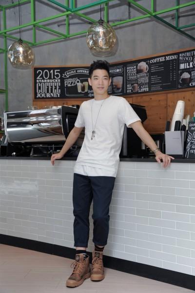 王大文沒喝咖啡不開心