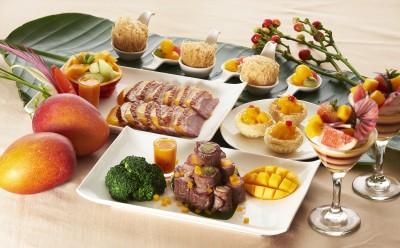 芒果當令 福容推「寶石夏宴」美食季