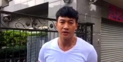 何潤東錄影片 聲援醫療人員