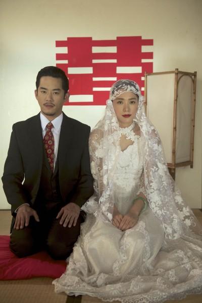Junior娶王思平 嫌新娘太高