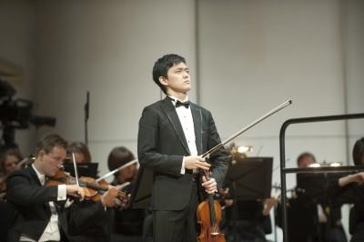 台灣有你真好!柴可夫斯基國際小提琴大賽揭曉 曾宇謙奪銀