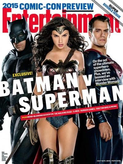 《蝙蝠俠對超人》劇照搶先看!