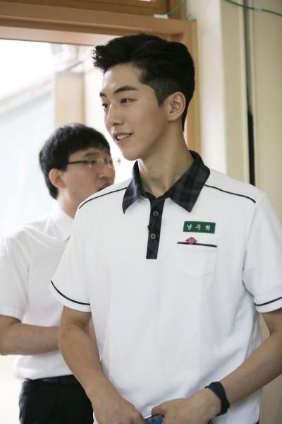 南韓小鮮肉《上學啦》 校園暴動
