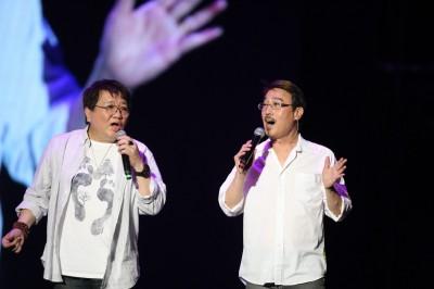 民歌40演唱會 王夢麟:聽歌不會有粉塵
