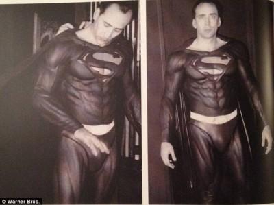 你沒見過的《超人》  當年超瘦的