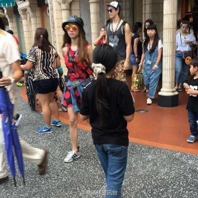 Jolin樂遊新加坡 錦榮最佳地陪