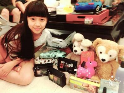 歐陽娣娣11歲生日 慶生會獨缺妮妮