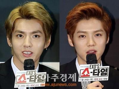EXO成員接連退隊 SM再發官方聲明