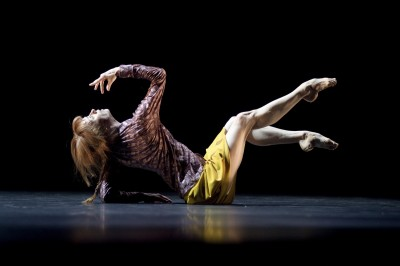芭蕾天后告別舞台 世界巡演在台灣