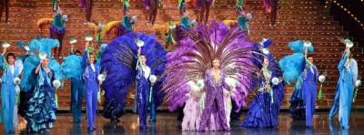 日本寶塚歌劇團 二次抵台公演