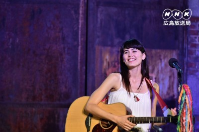 女歌手演出日版海角七號竟遇「詭」