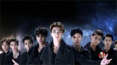威爆了!粉絲計劃送EXO成員上火星