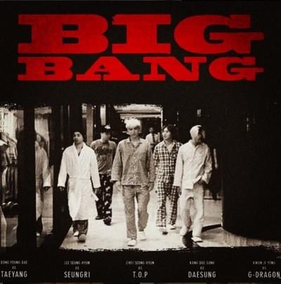 BIGBANG變睡衣天團 帥度仍破表