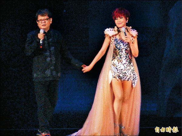 江蕙登雄蛋:我回來了 鄭進一合唱家後
