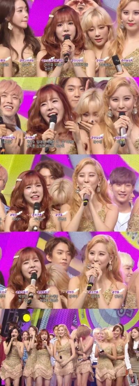 少女時代Sunny獲獎感言 竟把粉絲名說錯…