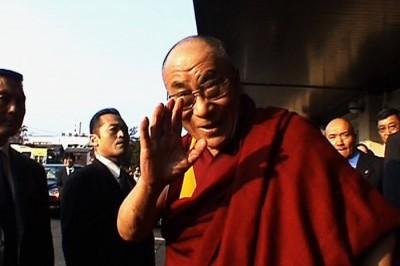 民主自由華人表率 達賴喇嘛愛台灣