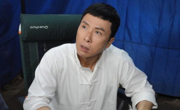 閱兵大典港藝人齊讚 甄子丹:我是驕傲中國人