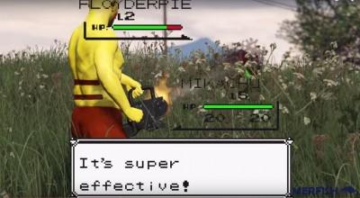 (有影片)瘋子崔佛 也想當神奇寶貝大師