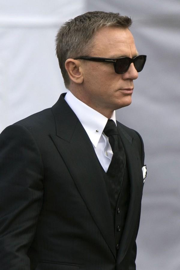 現任007 :再演下去我寧願割腕!