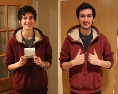 (有片)18歲少女變帥哥!自拍3年記錄變性過程