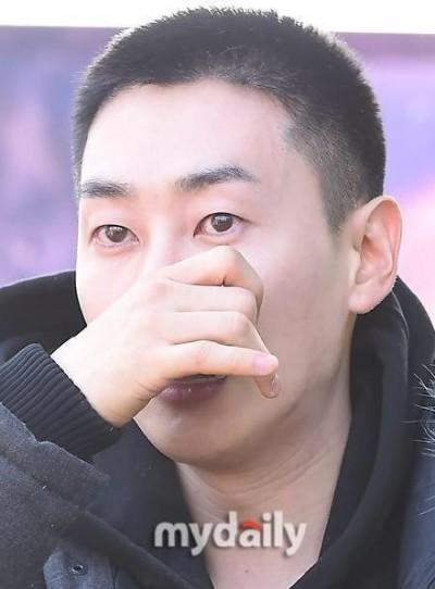 SJ銀赫告白入伍心情:謝謝 對不起 我愛你們